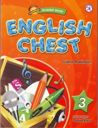 ENGLISH CHEST. 3(STUDENT BOOK)