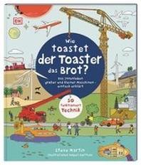 Wie toastet der Toaster das Brot?
