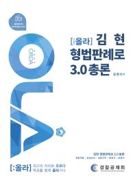 올라 김현 형법판례로 3.0 총론