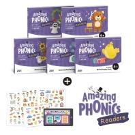 어메이징 파닉스 리더스(Amazing Phonics Readers) 세트. 4