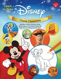 Learn to Draw Disney Classic Characters