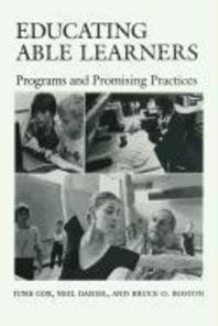 Educating Able Learners