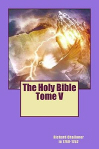 The Holy Bible Tome V