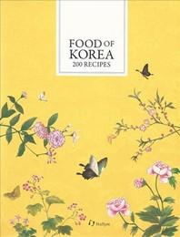Food of Korea: 200 Recipes
