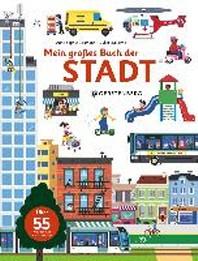 Mein grosses Buch der Stadt
