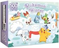 포켓몬스터 직소 퍼즐 500: 포켓몬 윈터