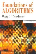 Foundations of Algorithms Using C++ Pseudocode