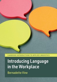 Introducing Language in the Workplace