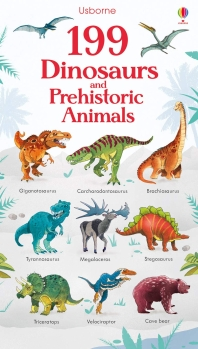 199 Dinosaurs and Prehistoric Animals (199 Pictures)