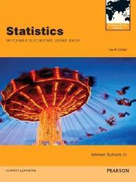 Statistics 4/E: Informed Decisions Using Date (Paperback)