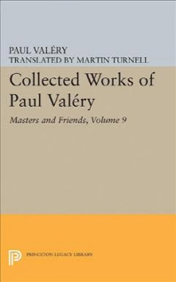 Collected Works of Paul Valery, Volume 9