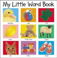 My Little Word Book