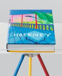 David Hockney: A Bigger Book (Collector's Edtion)