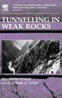 Tunnelling in Weak Rocks, 5