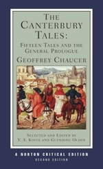 Canterbury Tales : Fifteen Tales and the General Prologue : Authoritative Text Sources and Back