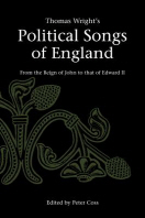 Thomas Wright`s Political Songs of England