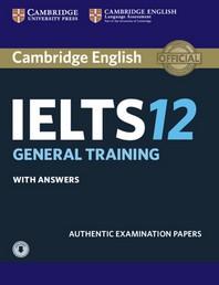 Cambridge English IELTS 12 General Training