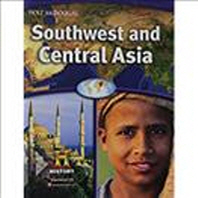 Holt McDougal World Geography'12 Southwest and Central Asia SB
