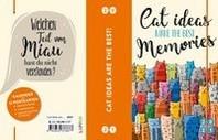 Cat ideas make the best memories 2021: Buch- und Terminkalender