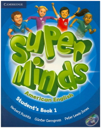 Super Minds American English Student's Book. 1