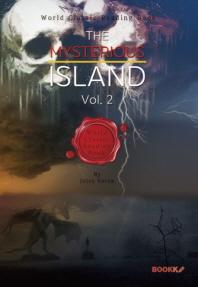 신비의 섬 2부 ('쥘 베른' 3대 과학소설의 아버지) : The Mysterious Island, Vol. 2 [영어원서]