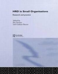 Human Resource Development in Small Organisations