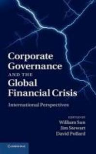 Corporate Governance and the Global Financial Crisis