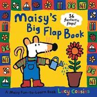 Maisy's Big Flap Book (Maisy) (Pop-Up)