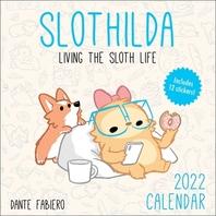 Slothilda 2022 Wall Calendar