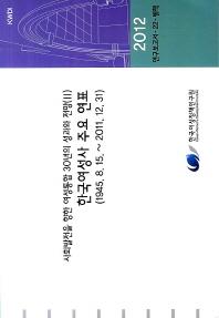 사회발전을 향한 여성통합 30년의 성과와 전망. 2: 한국여성사 주요 연표