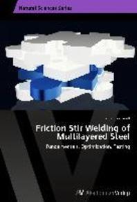 Friction Stir Welding of Multilayered Steel