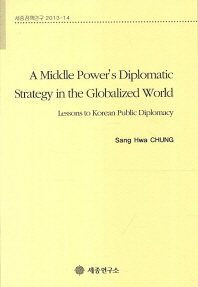 A Middle Power s Diplomatic Strategy in the Globalized World