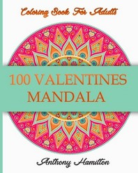 100 Valentines Mandala