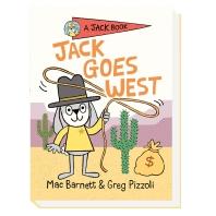 Very 얼리챕터북 Jack Book. 4: Jack Goes West