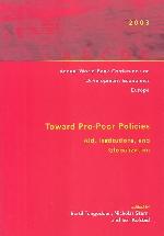 Annual World Bank Conference on Development Economics-Europe 2003