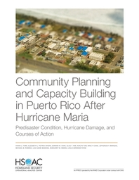 Community Planning and Capacity Building in Puerto Rico After Hurricane Maria