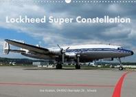 Lockheed Super Constellation HB-RSC (Wandkalender 2022 DIN A3 quer)