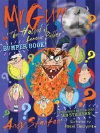 Mr Gum in 'The Hound of Lamonic Bibber'