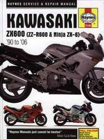 Kawasaki ZX600 (ZZ-R600 & Ninja ZX-6)