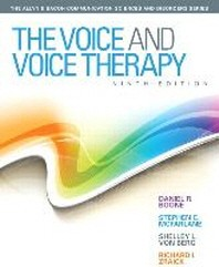 Voice and Voice Therapy, The, Video-Enhanced Pearson Etext -- Access Card