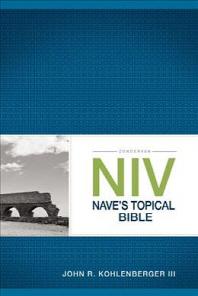 Zondervan NIV Nave's Topical Bible