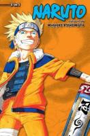 Naruto (3-In-1 Edition), Vol. 4, 4