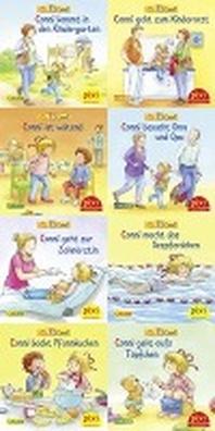 Pixi-Bundle 8er Serie 275: Connis bunte Welt (8x1 Exemplar)