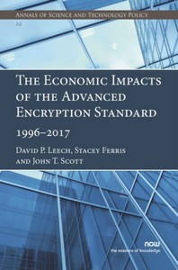 The Economic Impacts of the Advanced Encryption Standard, 1996-2017