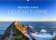 Neuseelands Leuchttuerme (Wandkalender 2021 DIN A2 quer)