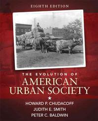 The Evolution of American Urban History