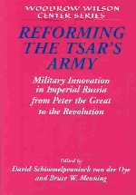 Reforming the Tsar's Army