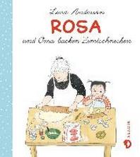Rosa und die Zimtschnecken