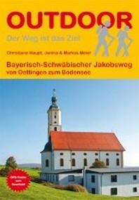 Bayerisch-Schwaebischer Jakobsweg von Oettingen zum Bodensee