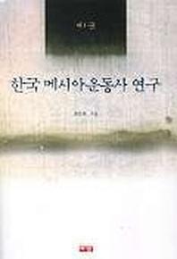 한국메시아운동사 연구